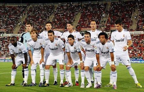 podia sentir la emoción y la esperanza de que el Real Madrid ganara