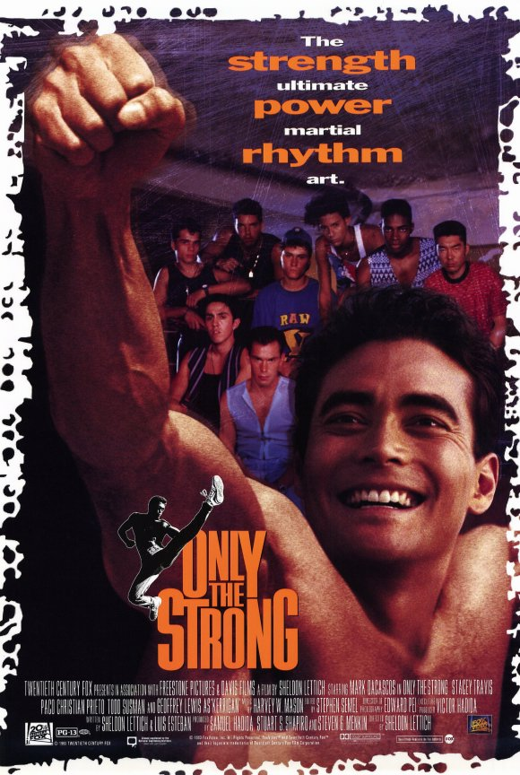 The movie only the strong