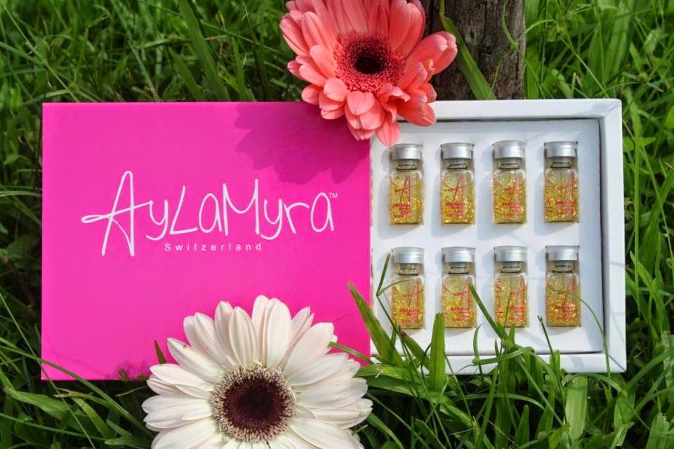 Aylamyra purifying & scar serum