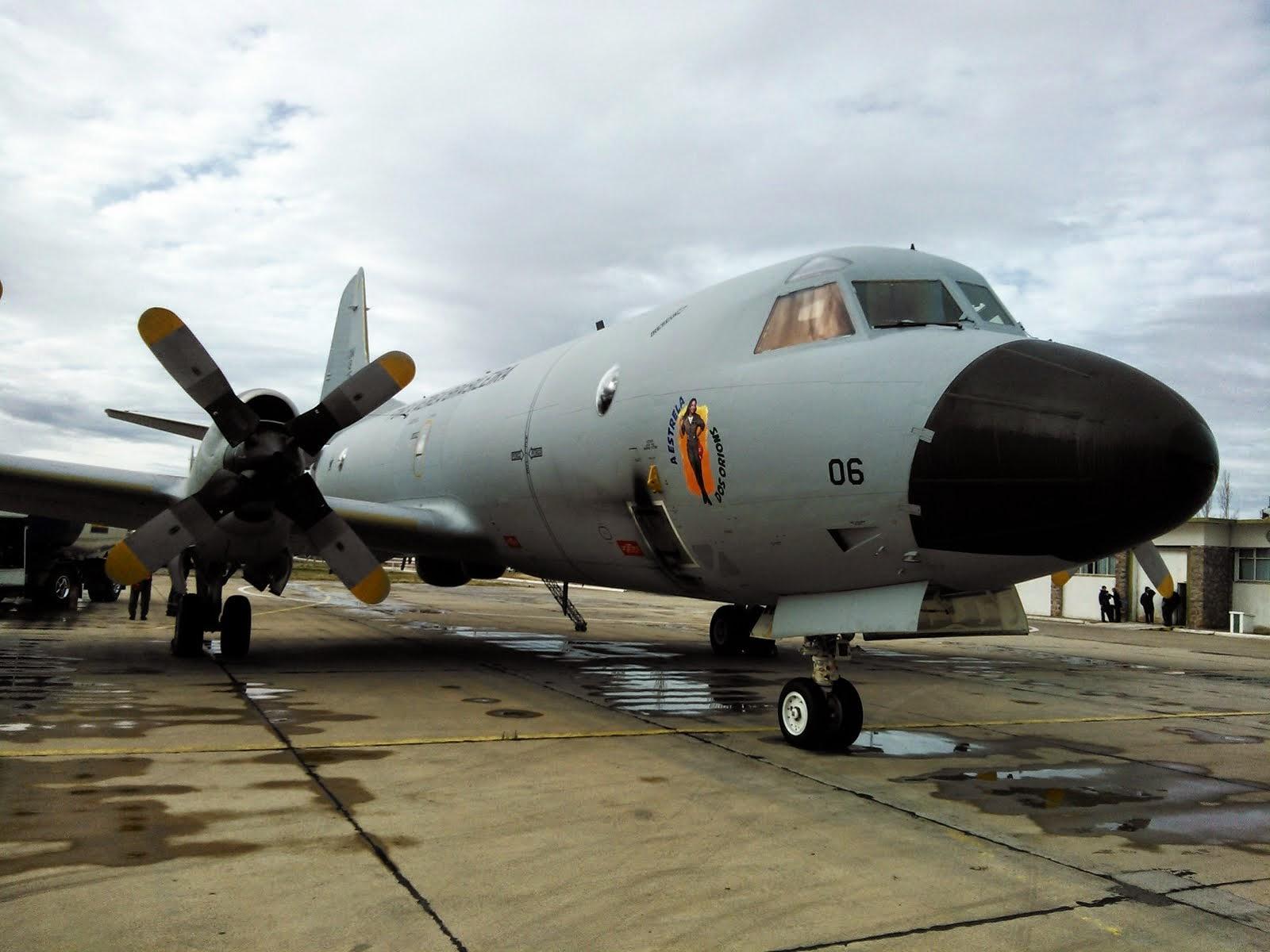 La Fuerza Aérea del Brasil en Trelew