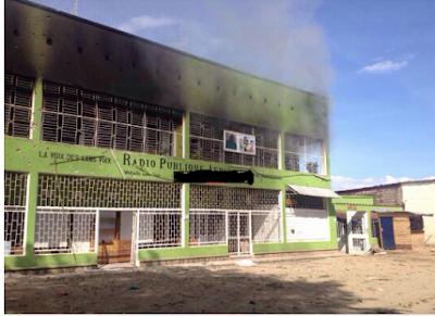 Coup De Tact, Burundi, Jeshi la Burundi