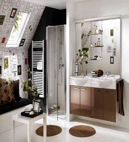 koleksi gambar desain kamar mandi minimalis modern