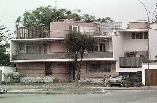 La forma moderna en latinoam rica arquitectura moderna en for Arquitectos de la arquitectura moderna