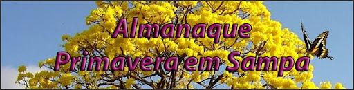 Almanaque Primavera em Sampa