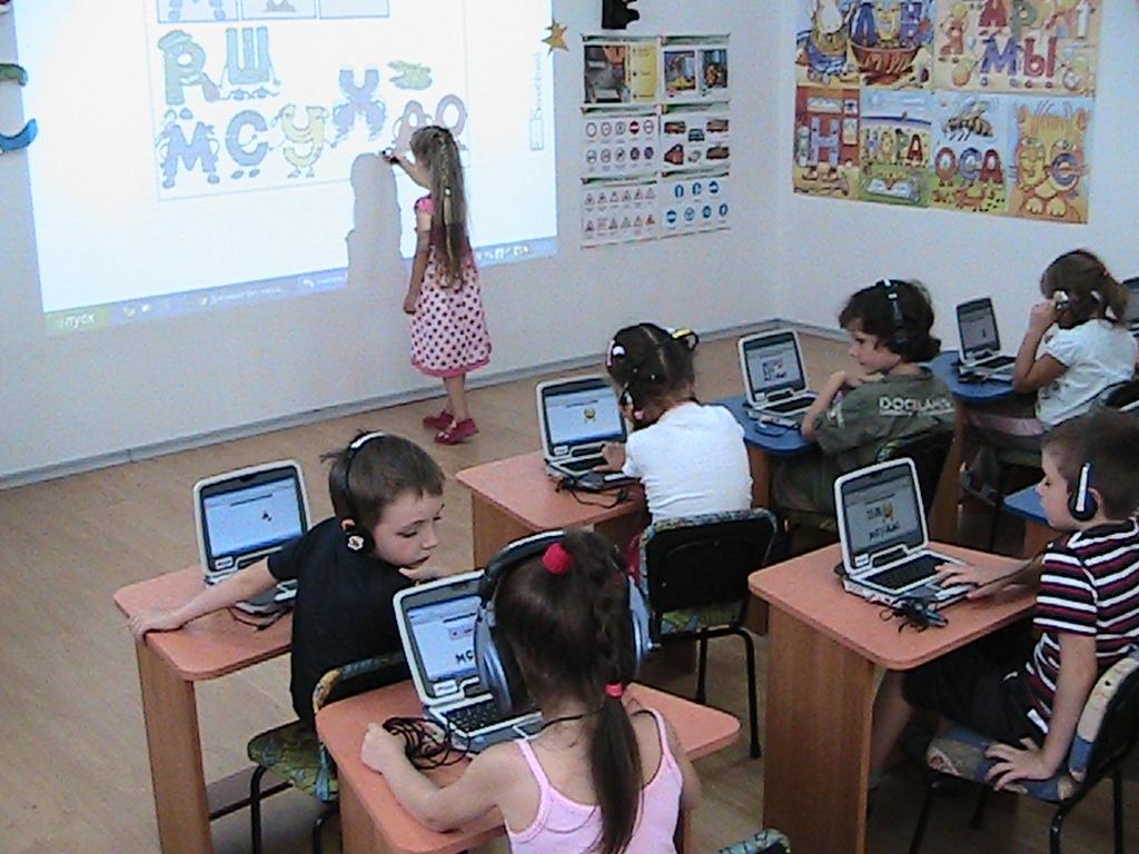 информационные технологии в дошкольном образовании детский садик Островок