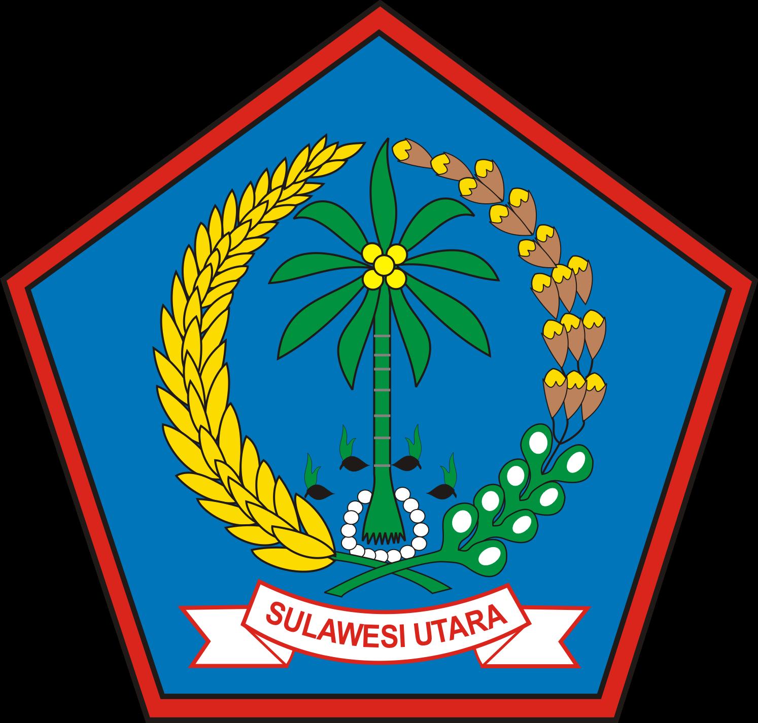 Logo Propinsi Sulewesi Utara Dan Logo Kota Manado Ardi La Madi S Blog