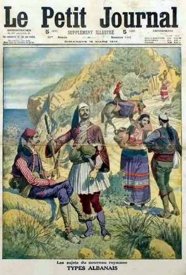 Τypes Albanais