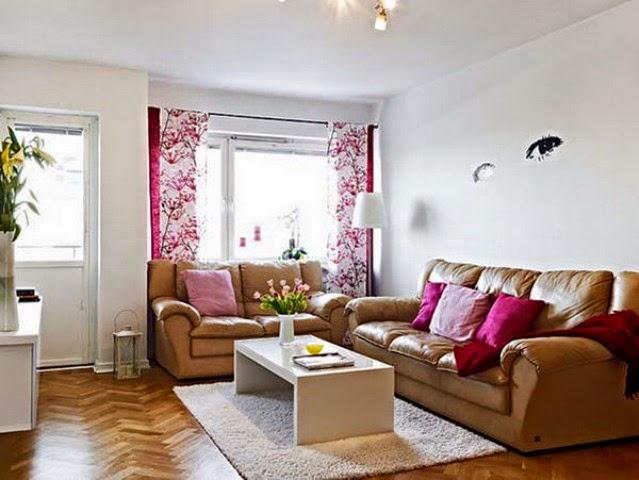 Gambar Desain Interior Ruang Tamu Minimalis Modern