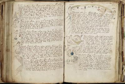 Manuscrito Voynich Soypeliculero Sevilla Misterios