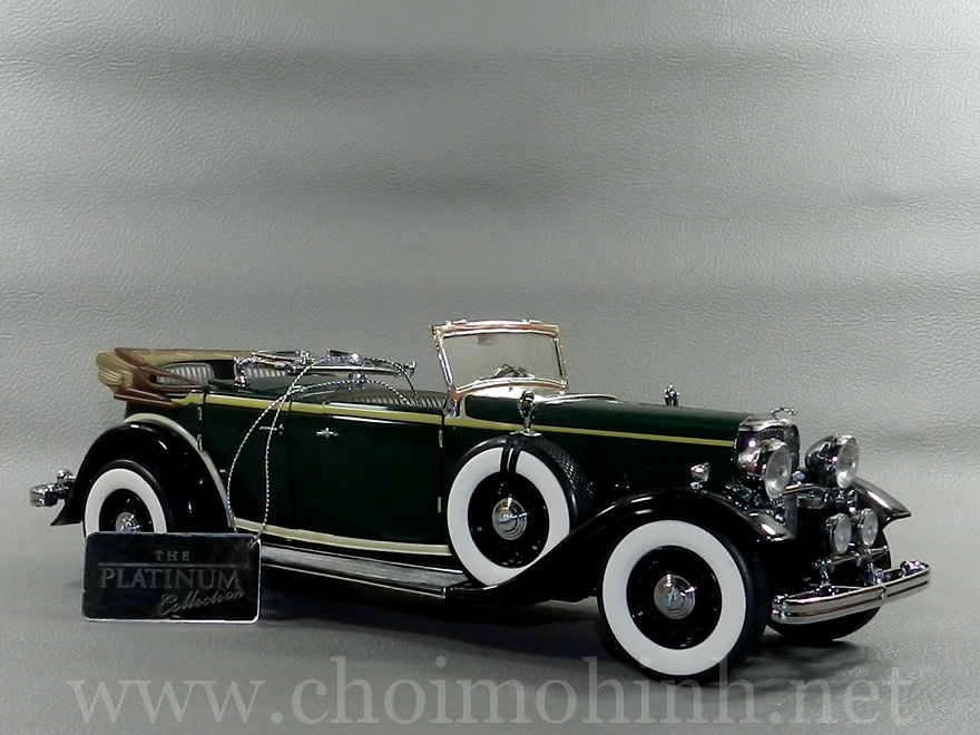 Lincoln KB 1932 1:18 Sun Star The Platinum Collection