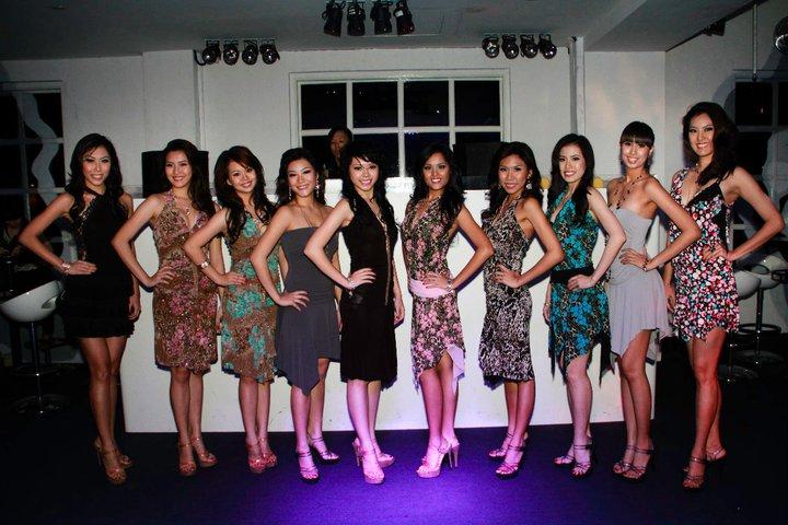 Valerie Lim Crowned Miss Singapore Universe 2011