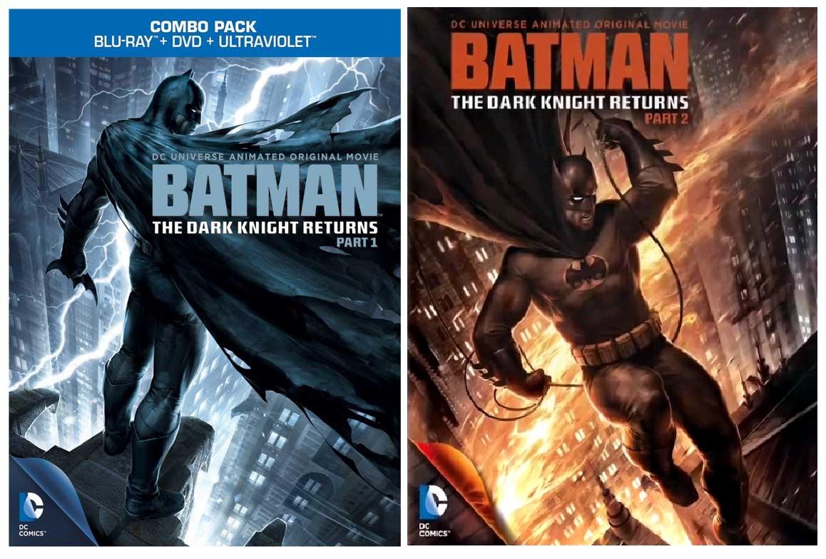 Batman: The Dark Knight Returns Part 1 | Trailer | Warner Bros. Entertainment
