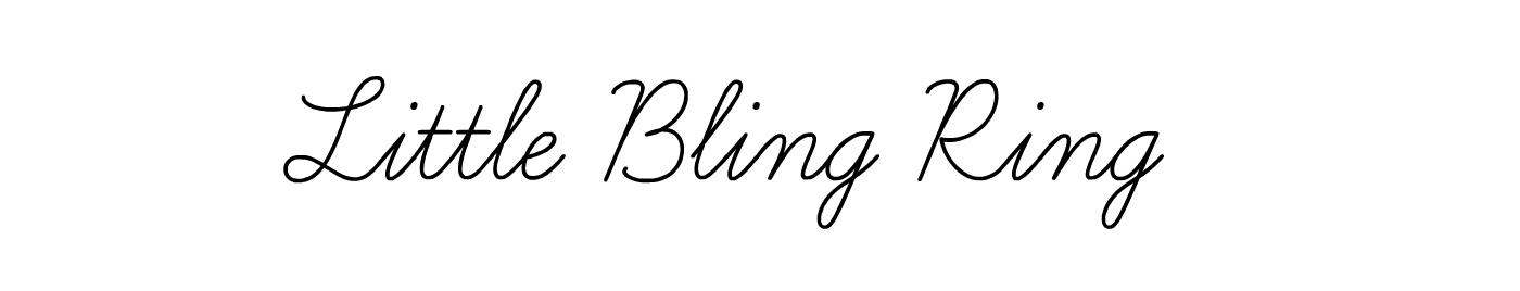 Little Bling Ring