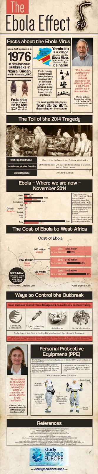 Ebola - The Effects