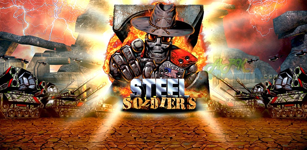 Z Steel Soldiers v1.91   JUEGO NUEVO [APK] [Android] (Descargar Gratis)