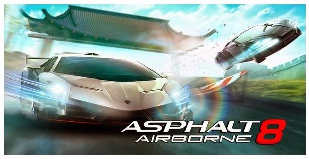 Asphalt 8 Airborne v1.3.0 - Apk + Data