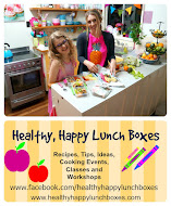 Healthy, Happy Lunch Boxes! CLICK to find out more