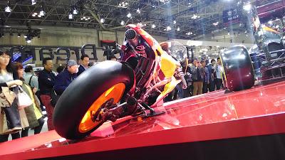 HONDA RC213V 東京モーターショー2015