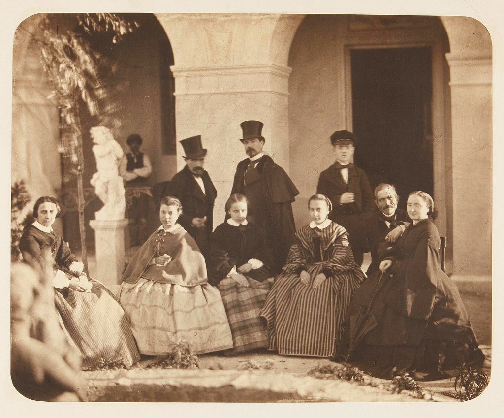 Colección digitalizada de fotografías del S XIX del Museo del Prado