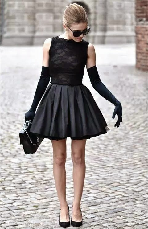 Crossdressing Tips 4 Ways To Accessorize Your Little Black ...