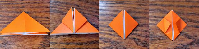 cara Membuat Origami Lampion