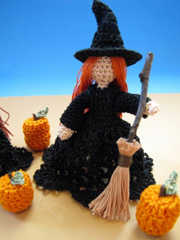 Tsukeeno\'s: 15 patrones gratuitos de amigurumi y crochet para Halloween