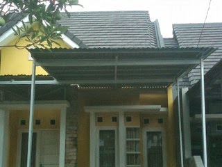Harga canopy baja ringan standar SNI