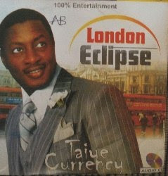 LONDON ECLIPSE- TAYE CURRENCY