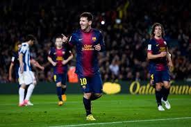 Foto Lionel Messi