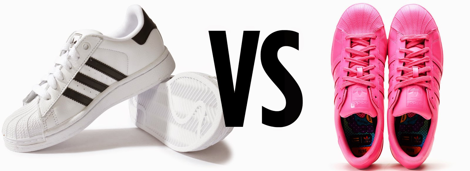 Eniwhere Fashion - Adidas Superstar vs Adidas Supercolor