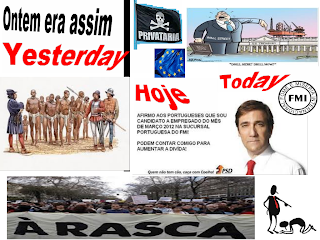 """Um ano de """"troika"""" e de governo PSD/CDS para os trabalhadores Estudo de Eugénio Rosa – Economista"""