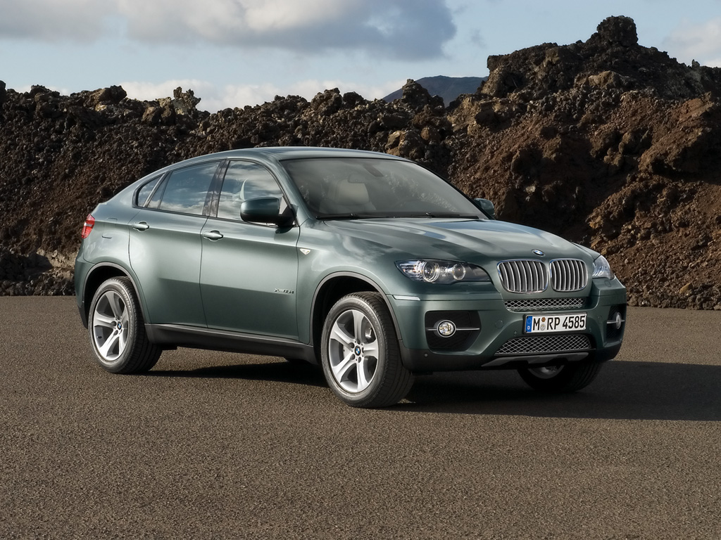 Autorique Cars Bmw X6 Sport
