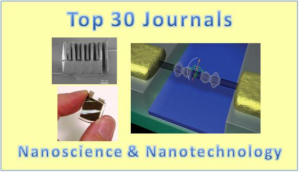 Nanotechnology: Impact Factor 2012 for Nanoscience & Nanotechnology