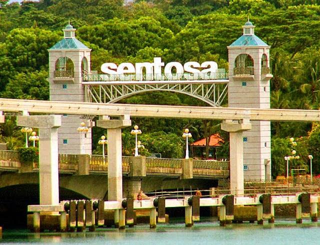 Paket Tour Singapura Sentosa Island