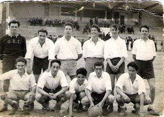 Club deportivo Candelario Salamanca 1956