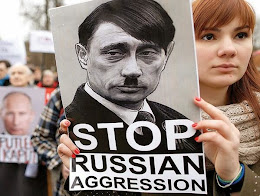 STOP RUSSIAN AGRESSION