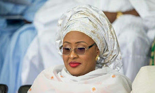 """If things continue like this, I will not campaign with my husband in 2019"" - Aisha Buhari"