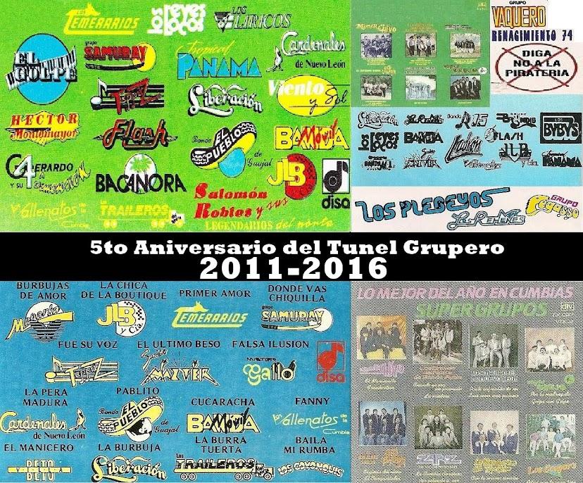 5o Aniversario Del Tunel Grupero