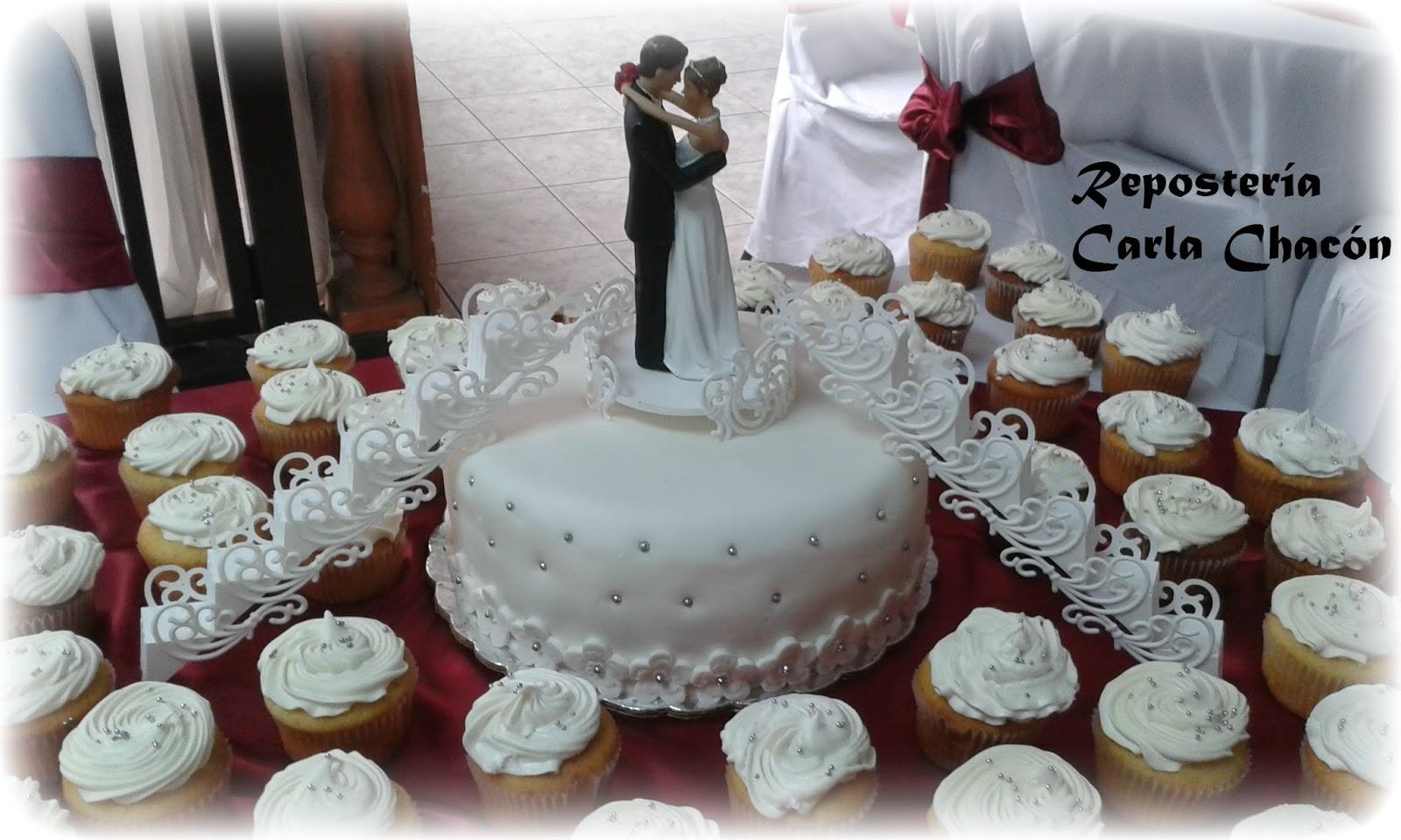 El rinc n de tatty pastel de bodas con cupcakes for Decoracion en cupcakes