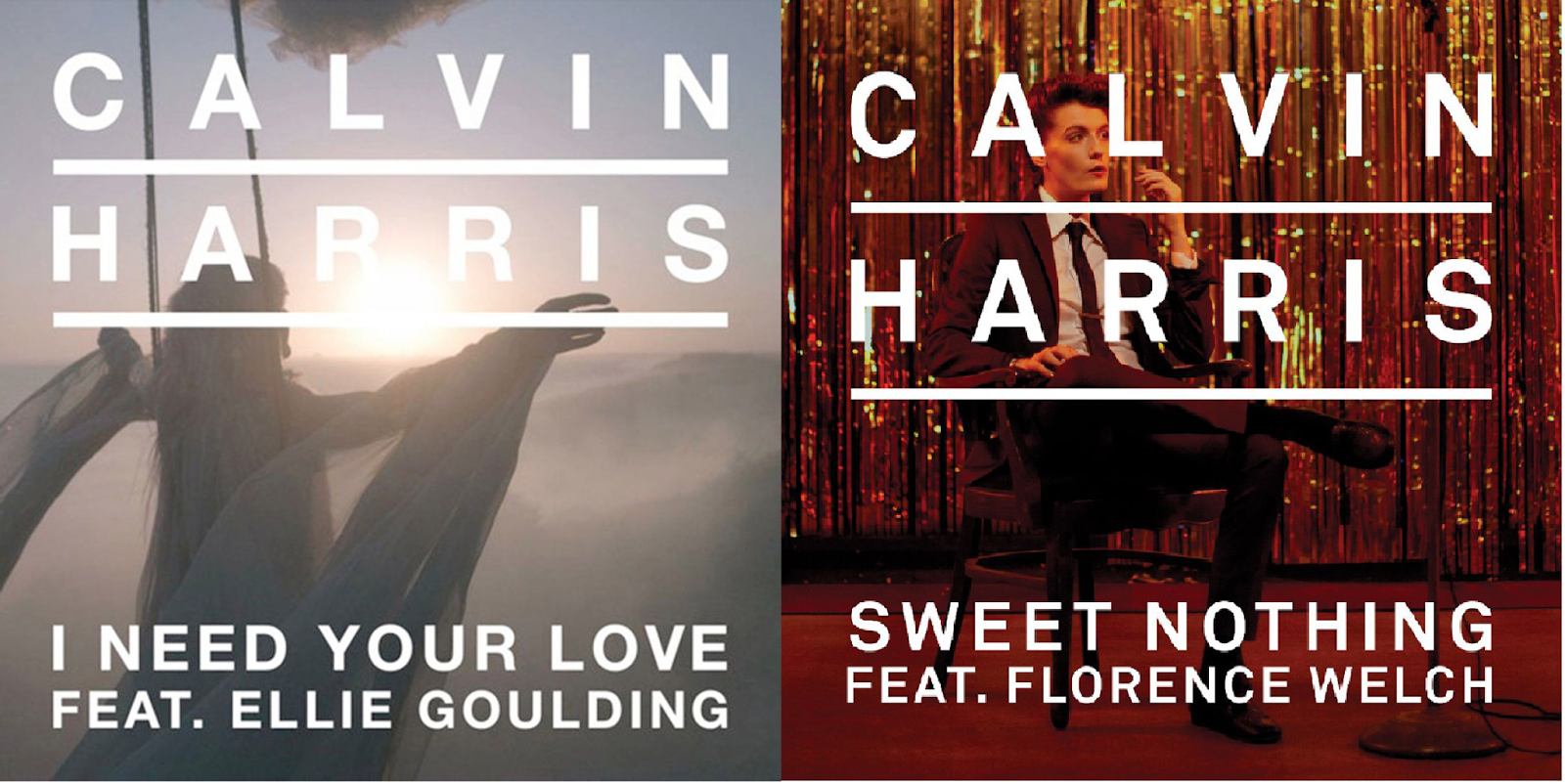 Calvin Harris 18 Months Deluxe Edition