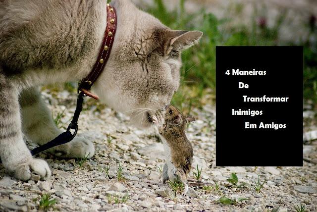 4 Maneiras De Transformar Inimigos Em Amigos