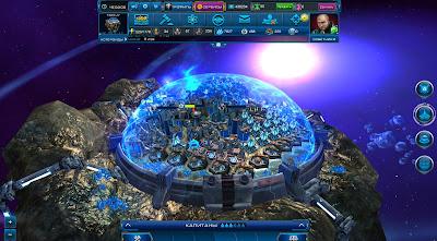 база на астероиде Астролорды