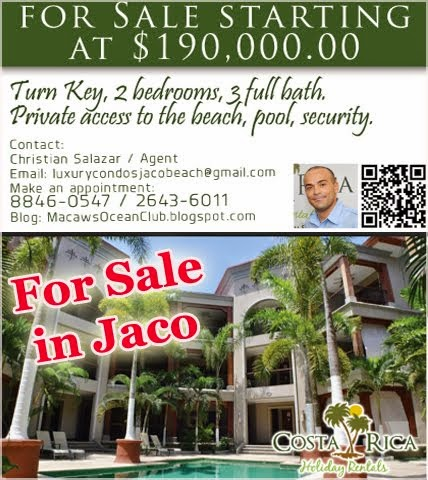 Jaco Condos for Sale