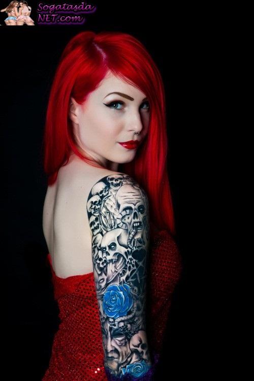 Delicinhas do Sogatasdanet  #10 - Tatuadas - foto 4