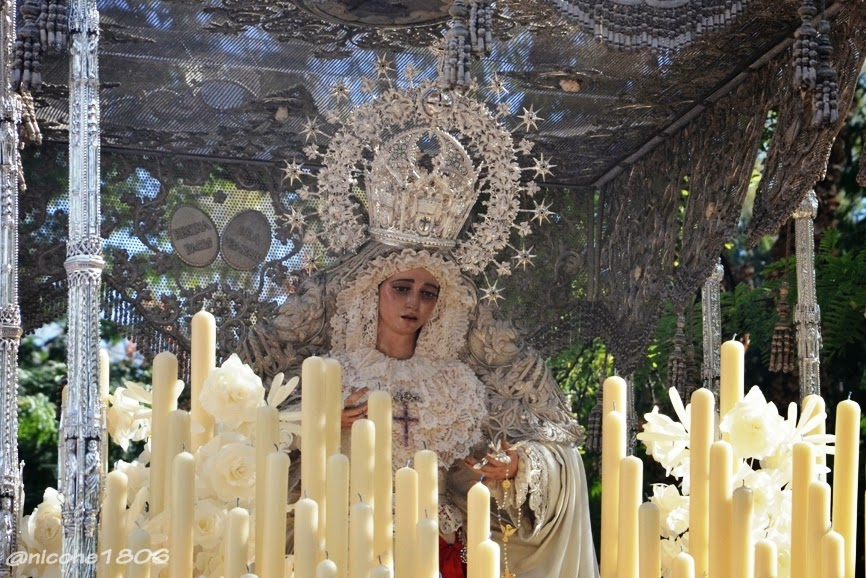 María Santísima de la Paz - Sevilla
