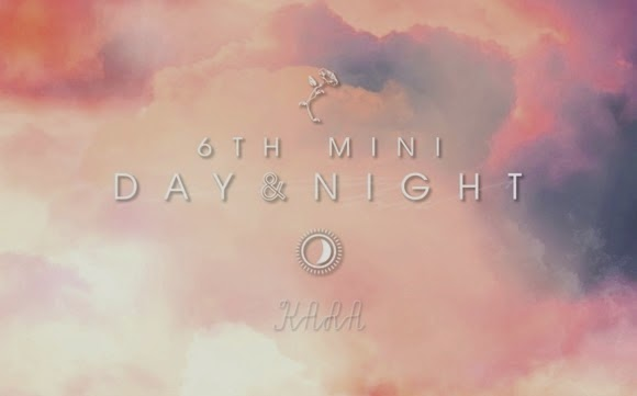 "KARA releases 1st teaser image for 6th mini album ""Day & Night"""