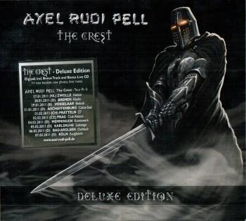 Album Review (Download) Axel Rudi Pell - The Crest (Deluxe Edition)