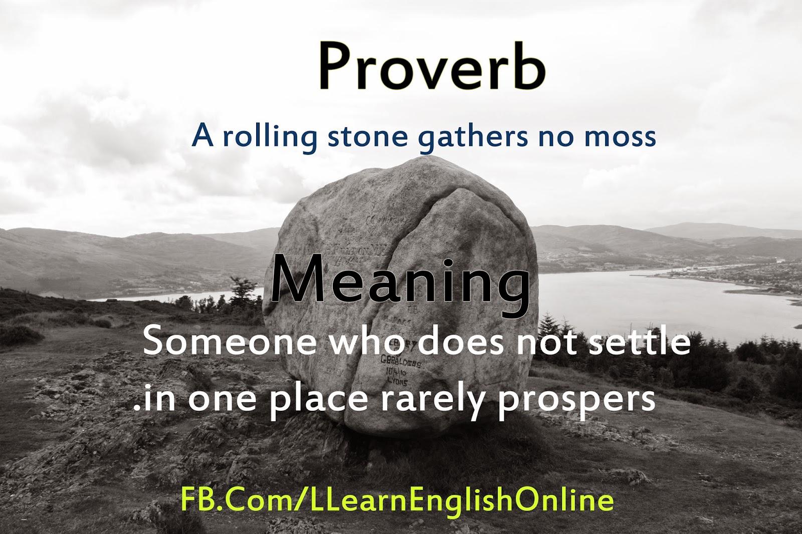 proverbs essay