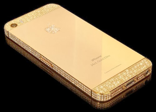 rmk in ih 24 carat apple iphone 5s is now available. Black Bedroom Furniture Sets. Home Design Ideas