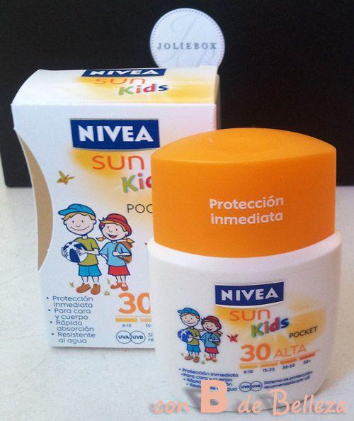 Sun Kids Nivea